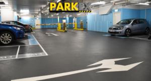 ParkEX rezidential